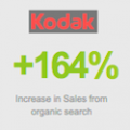 krixis consulting increased kodak sales from search 164 percent